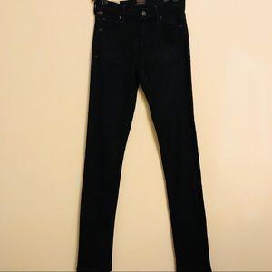 Black skinny J Brand Jeans